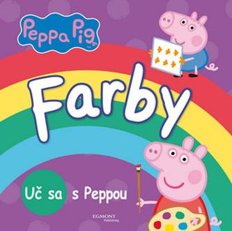 Peppa Pig Uč sa Peppou  Farby