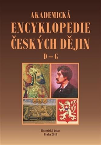 Akademická encyklopedie českých dějin IV.