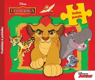 Lví hlídka (kniha s puzzle)