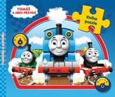 Tomáš a jeho přátelé (kniha s puzzle)