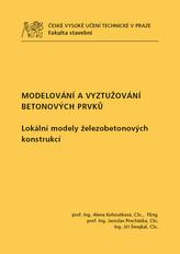 Modelování a vyztužování betonových prvků