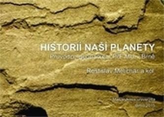 Historií naší planety. Průvodce geoparkem PřF MU v Brně