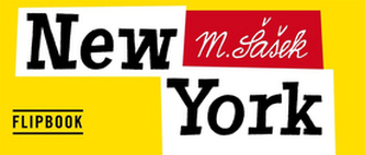 Flipbook New York - Miroslav Šašek