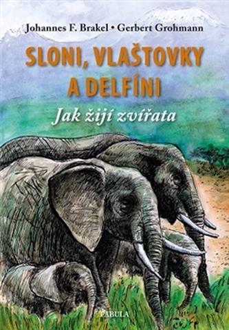 Sloni, vlaštovky a delfíni - Gerbert Grohmann