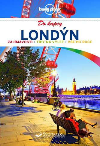 Londýn do kapsy - Lonely Planet