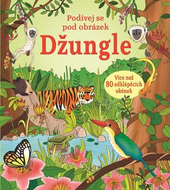 Džungle - Podívej se pod obrázek