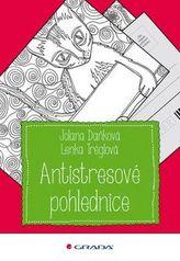 Antistresové pohlednice