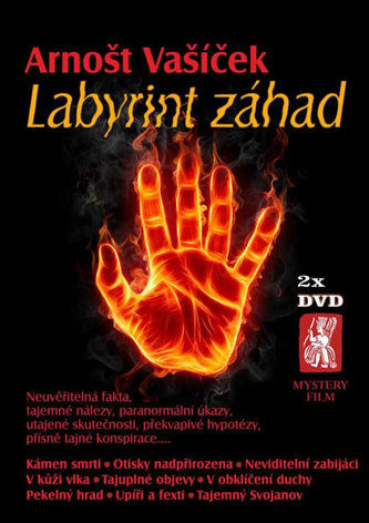 Labyrint záhad - 2 DVD