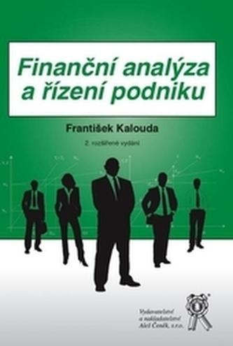 Finanční analýza a řízení podniku, 2. rozšířené vydání