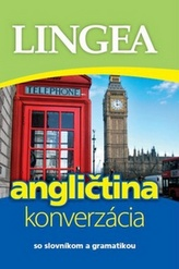 LINGEA Angličtina - konverzácia so slovníkom a gramatikou-4.vydanie