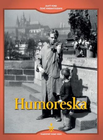 Humoreska - DVD (digipack)