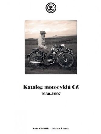Katalog motocyklů ČZ