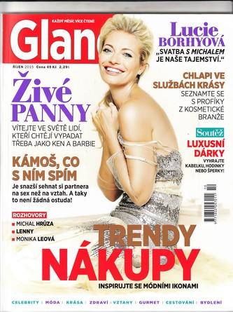 Časopis Glanc - vzorové číslo