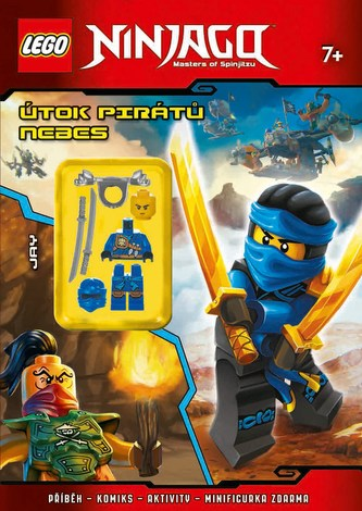 LEGO® NINJAGO Útok Pirátů nebes