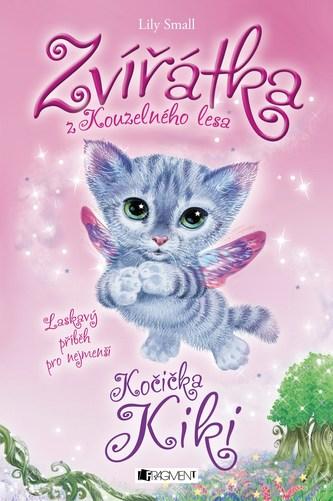 Zvířátka z Kouzelného lesa – Kočička Kiki