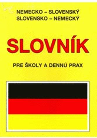 Nemecko-slovenský, slovensko-nemecký slovník