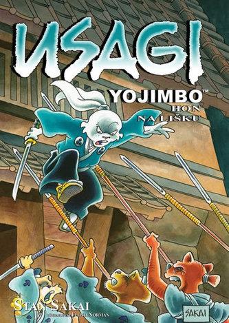 Usagi Yojimbo - Hon na lišku