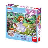 Sofie v parku - Maxi puzle 24 dílků