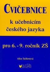 Cvičebnice k učebnicím českého jazyka pro 6.-9.ročník ZŠ