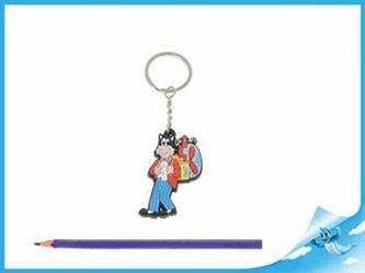 Přívěsek na klíče postavička Čtyřlístek Myšpulín