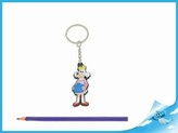 Přívěsek na klíče postavička Čtyřlístek Fifinka