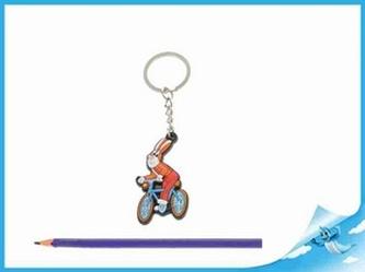 Přívěsek na klíče postavička Čtyřlístek Piňďa