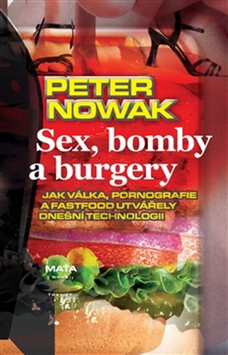 Sex, bomby a burgery - Peter Nowak