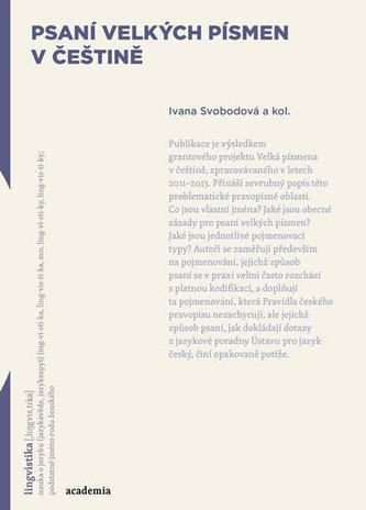 Psaní velkých písmen v češtině - Ivana Svobodová