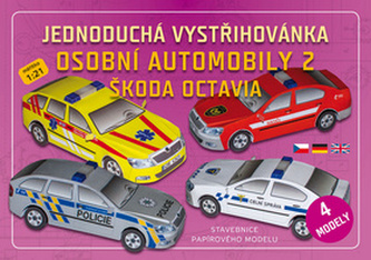 Osobní automobily 2 Škoda Octavia - neuveden