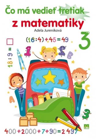 Čo má vedieť tretiak z matematiky