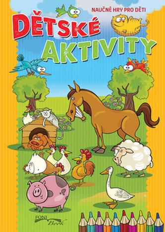 Dětské aktivity - Naučné hry pro děti - neuveden