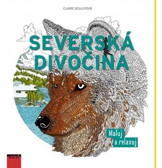 Severská divočina- maľovánky pre dospelých