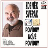 Povídky a Nové povídky Komplet 8 CD