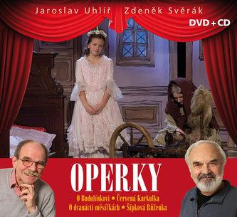 Operky - DVD+CD - Zdeněk Svěrák