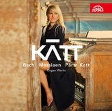 Skladby do varhany - Bach, Messiaen, Pärt, Katt   - CD