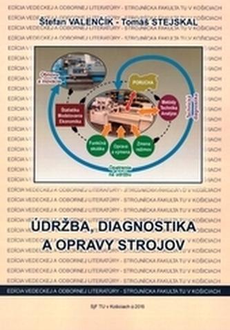 Údržba, diagnostika a opravy strojov