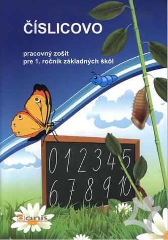 Číslicovo - Pracovný zošit