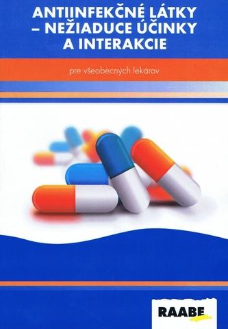 Antiinfekčné látky- nežiaduce účinky a interakcie