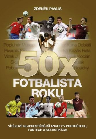 50x Fotbalista roku - Zdeněk Pavlis