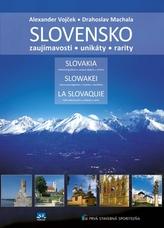 Slovensko – zaujímavosti, unikáty, rarity