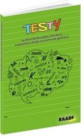 Testy zo slovenského jazyka na prijímacie skúšky na osemročné gymnáziá