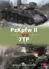 PzKpfw II vs 7TP - Polsko 1939