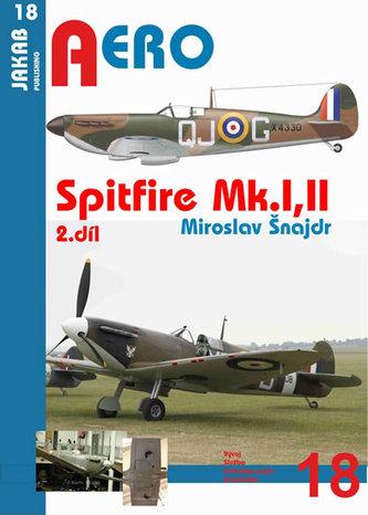 Spitfire Mk.I a Mk.II - 2.díl