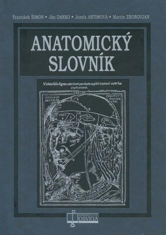 Anatomický slovník - František Šimon
