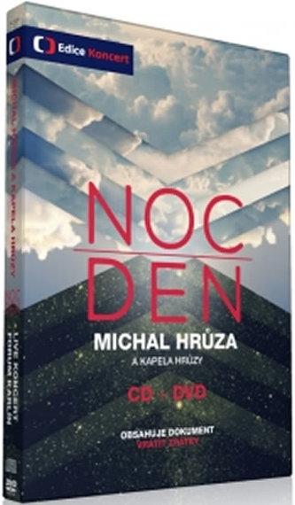 Michal Hrůza - Noc a den - CD + DVD - neuveden