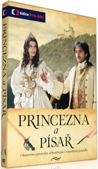 Princezna a písař - DVD - Edice České televize