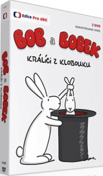 Bob a Bobek HD remaster - 3 DVD - Jörg Meidenbauer