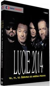 Lucie (záznam koncertu) - DVD