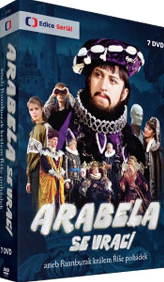Arabela II. Série - 7 DVD - neuveden