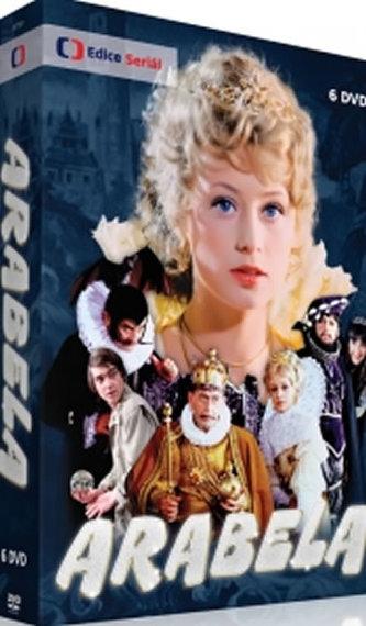 Arabela I. Série - 6 DVD
